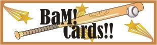BAMcards Baseball Cards